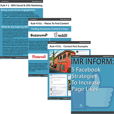 5 facebook strategies to increase page likes, internet marketing, ebook, facebook marketing