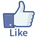 internet marketing services, facebook like, the facebook thumbs up that says like underneath, facebook marketing services