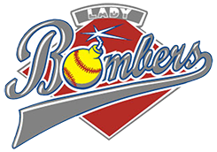 logo for the ohio lady bombers