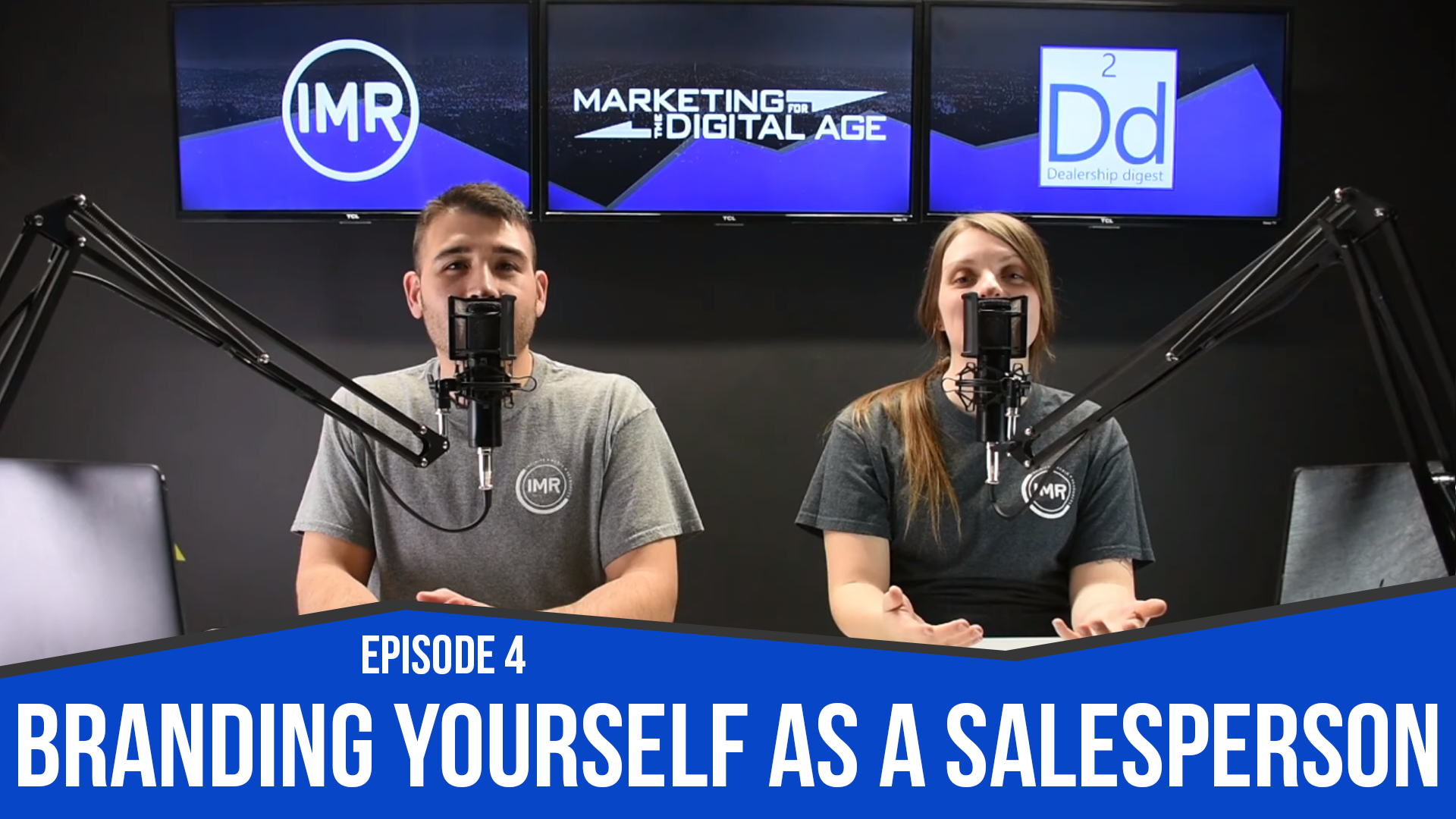 dealership digest episode 4 branding yourself as a salesperson