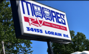 moores rv front sign