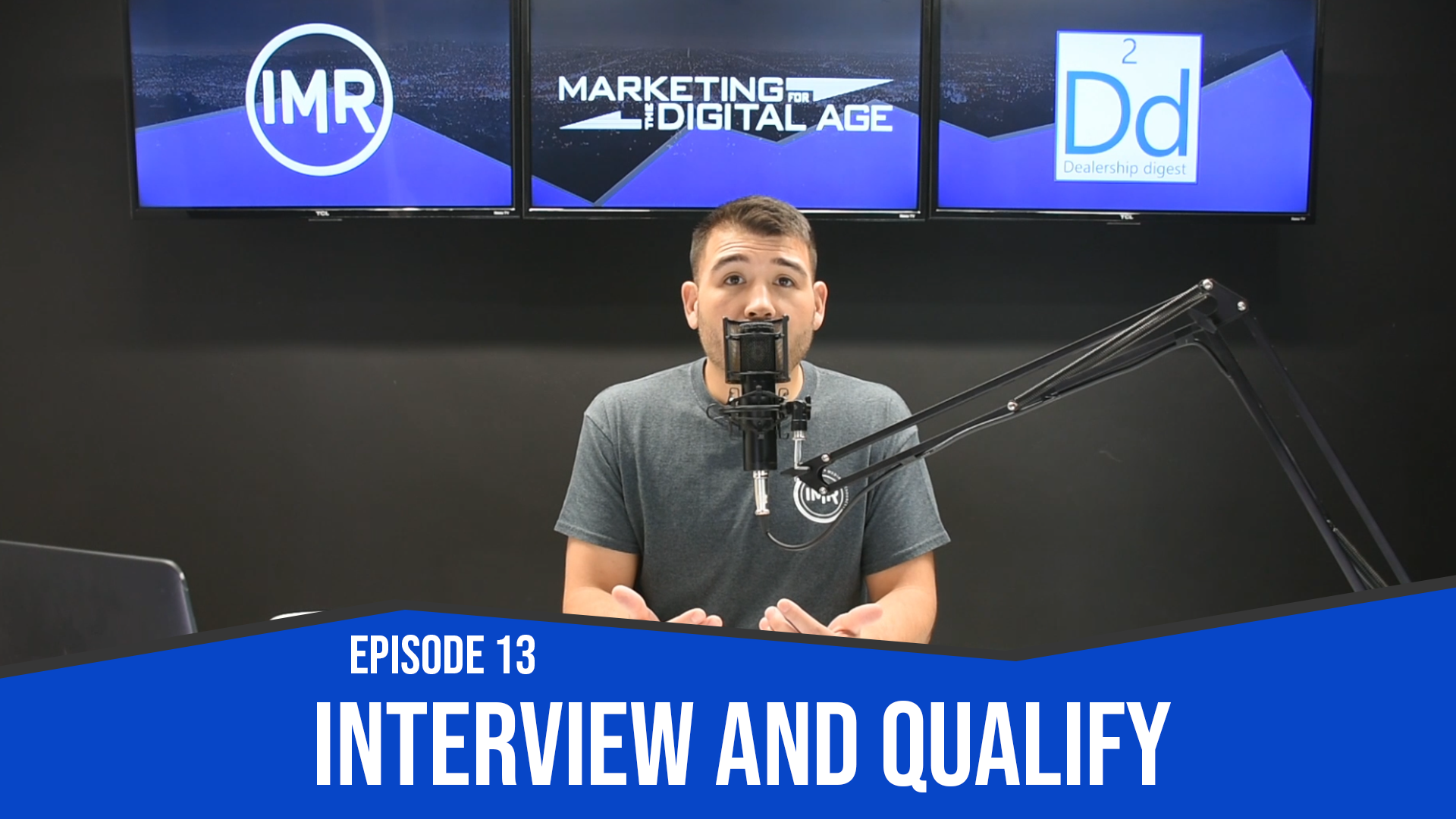 dealership digest interview and qualify in dealership sales
