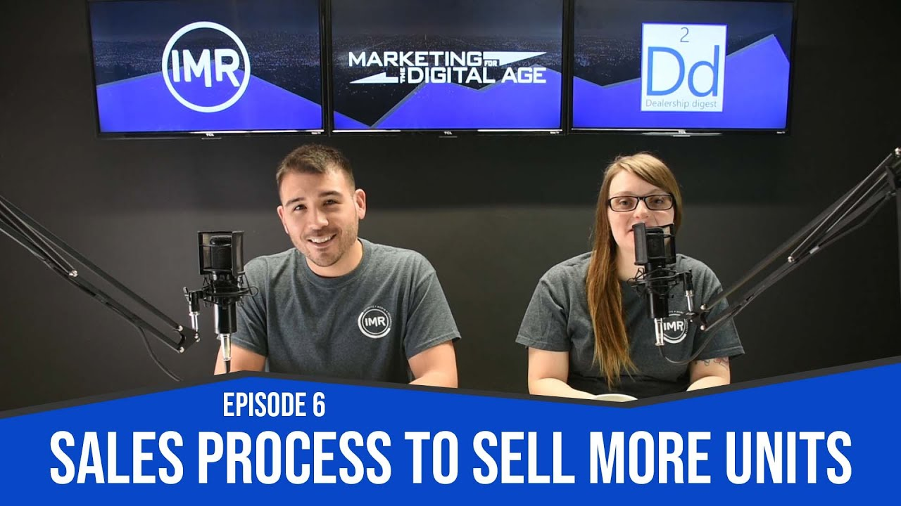 dealership digest on sales process to sell more